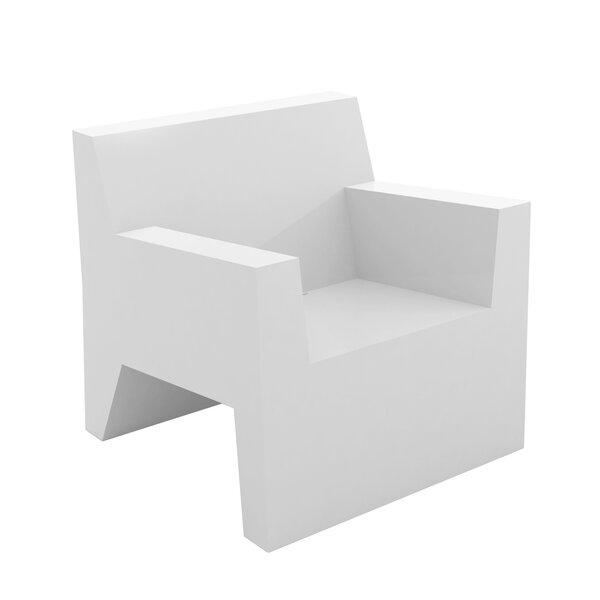 Jut Patio Chair by Vondom Vondom