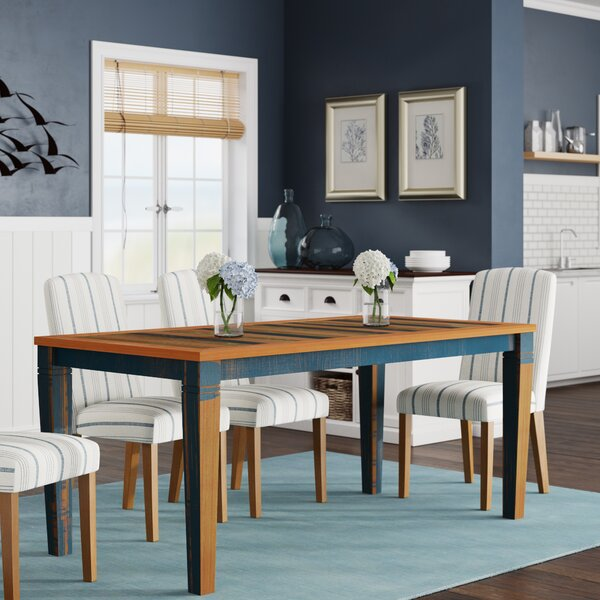 Viera Dining Table by Rosecliff Heights