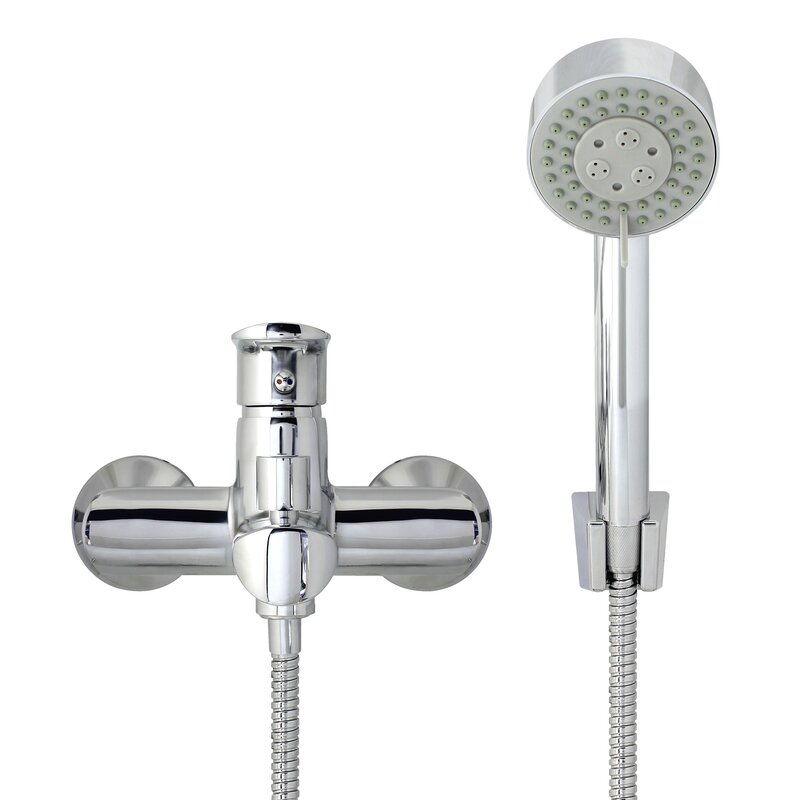 Modona European Style Tub and Shower Mixer with Single Handle ...