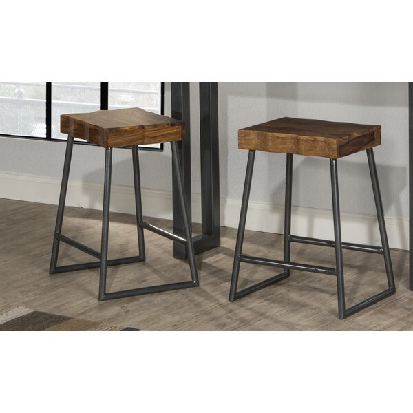 Linde 26 Bar Stool by Union Rustic