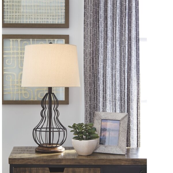 Kaj 26 Table Lamp (Set of 2) by Gracie Oaks
