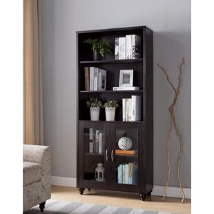 Alexandre Contemporary Standard Bookcase by DarHome Co