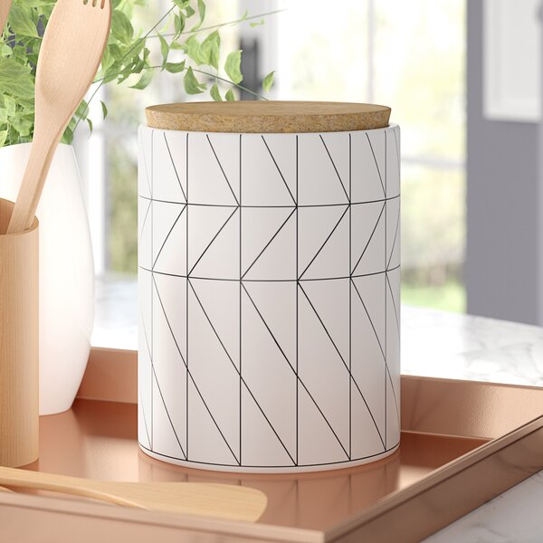 Bester Kitchen Canister by Langley Street