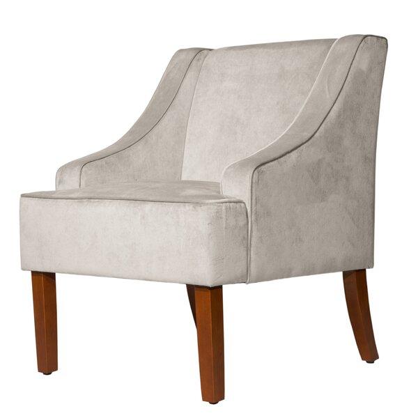 Krantz Swoop Armchair by Andover Mills Andover Mills