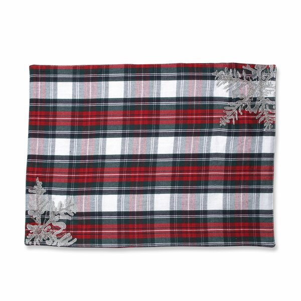 Stuart Placemat (Set of 2) by Pillow Perfect