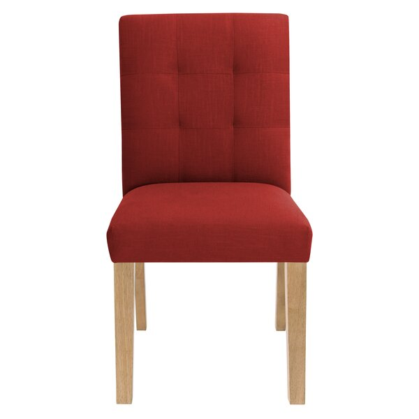 Electa Upholstered Dining Chair by Charlton Home