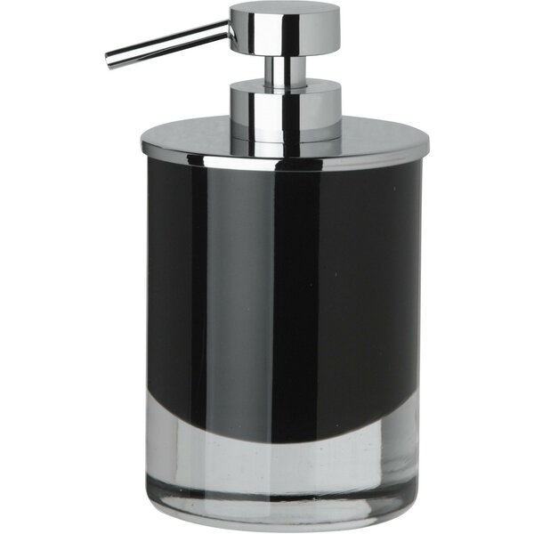 Siple Glass Table Pump Soap Lotion Dispenser by Orren Ellis