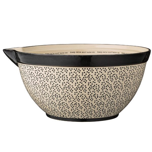 Aspenson Ceramic Mixing Bowl by Mint Pantry
