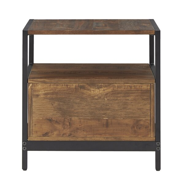 Caroline End Table by Modern Rustic Interiors