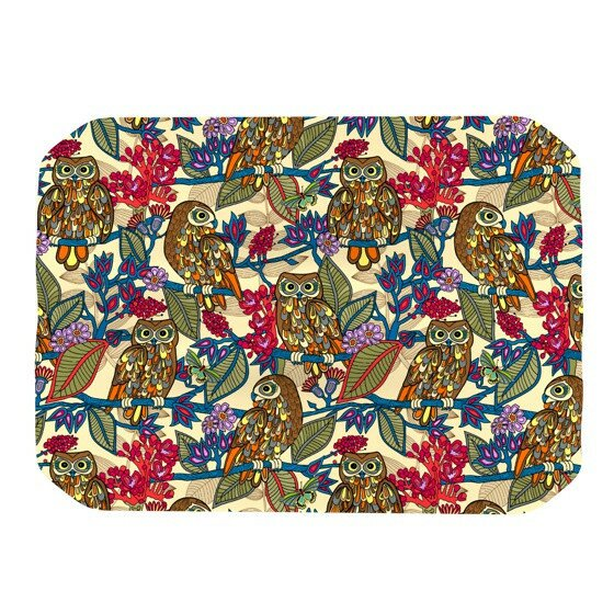 Owls Placemat by East Urban Home