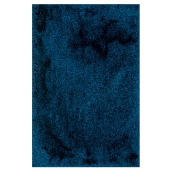 Hersi Hand-Tufted Sapphire Area Rug by Latitude Run