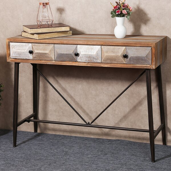 Mashpee Console Table By Union Rustic