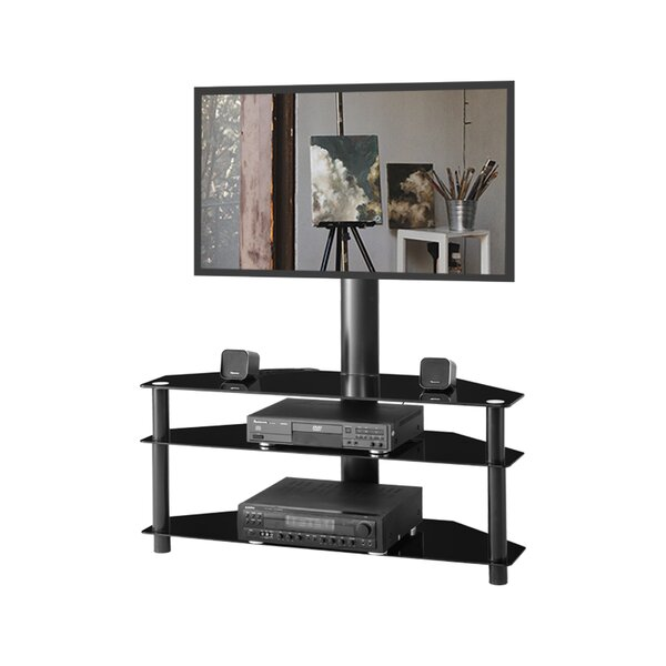 Check Price Currie TV Stand For TVs Up To 49