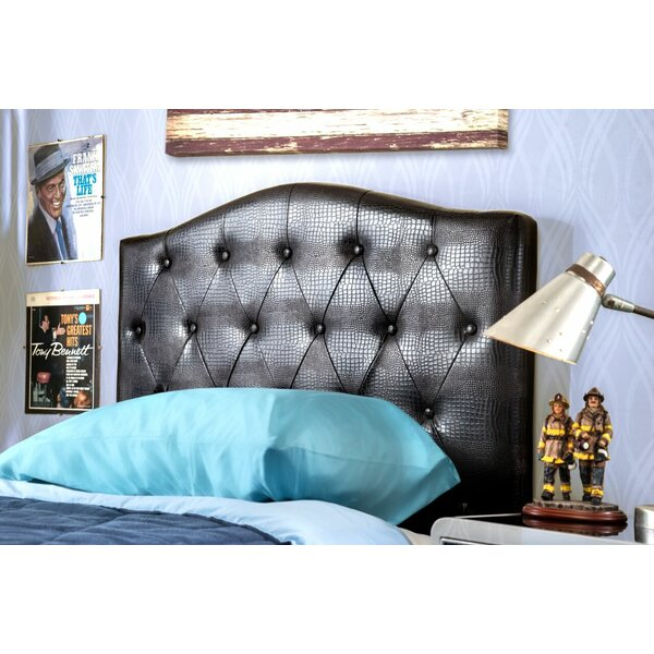 Mariella Upholstered Panel Headboard by Hokku Designs