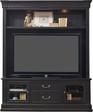 Clermont 74 TV Stand by Hooker Furniture