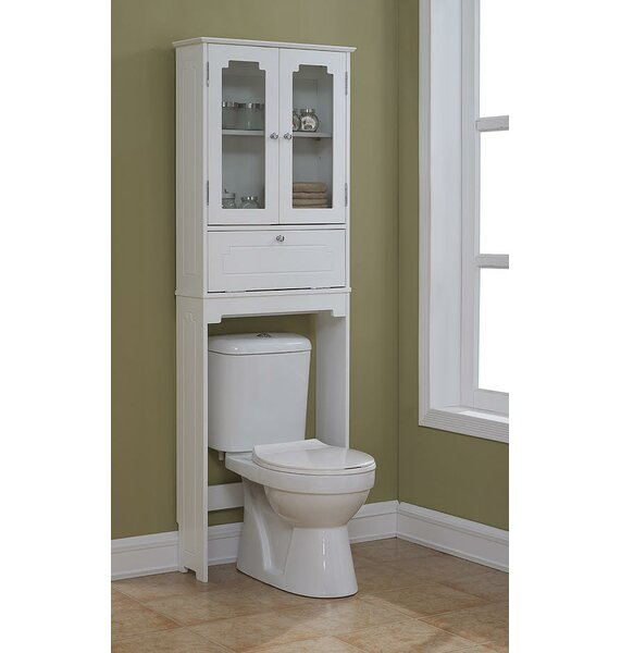 23.62 W x 64.12 H Over the Toilet Storage by RunFine Group