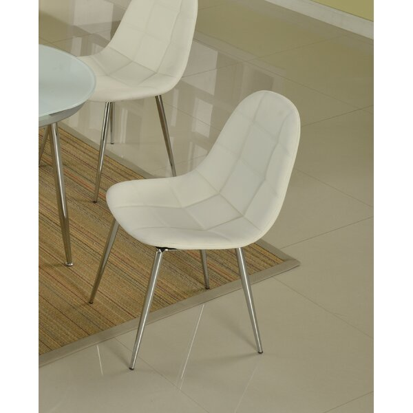 Jainil Upholstered Dining Chair (Set Of 4) By Ebern Designs