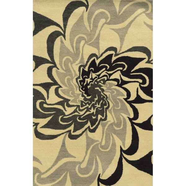 Burns Hand-Tufted Area Rug by Meridian Rugmakers