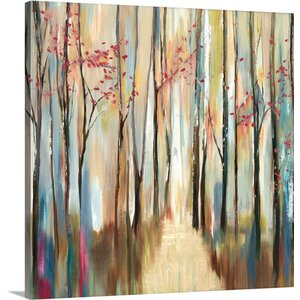 Sophie by PI Galerie Painting Print on Wrapped Canvas by Great Big Canvas