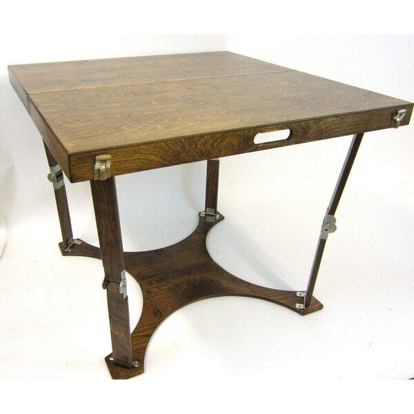 Kalanchoe Modena Wood Bar Table by Winston Porter