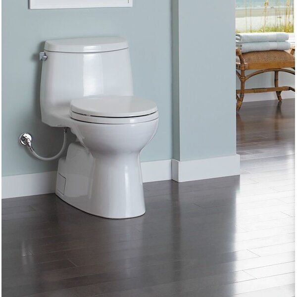 Carlyle 1.28 GPF Elongated One-Piece Toilet by Toto