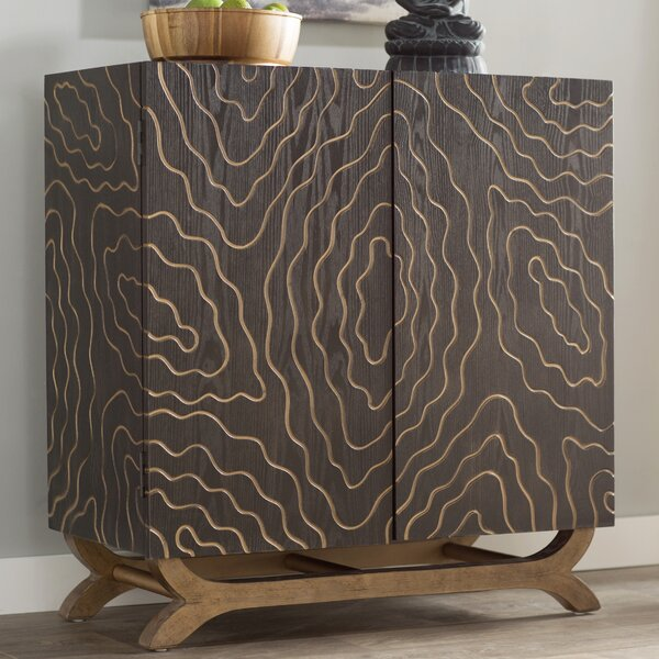 Montag 2 Door Accent Cabinet by World Menagerie