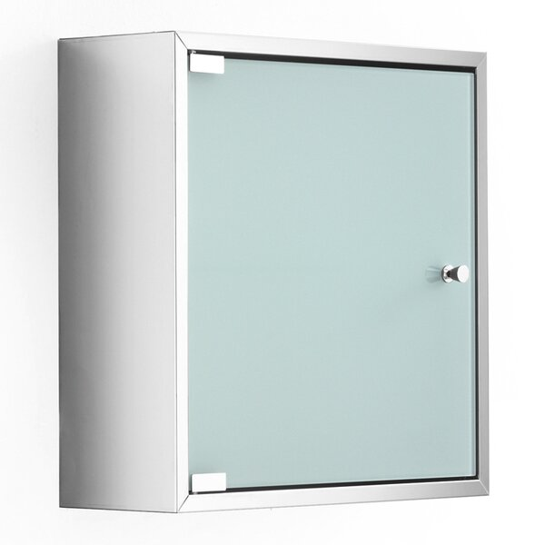Linea 15.7 W x 15.7 H Wall Mounted Cabinet