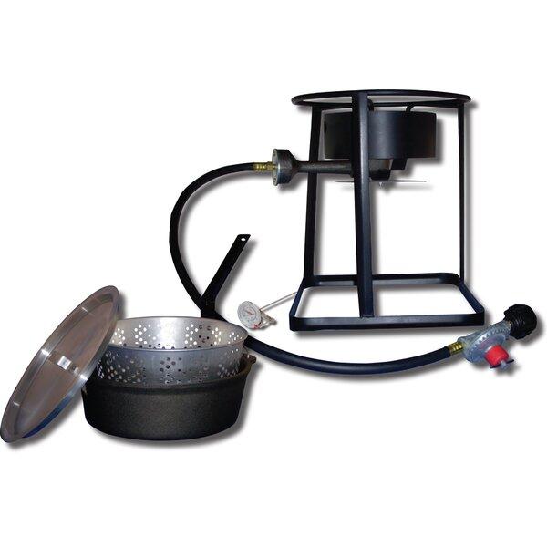Outdoor Cast Iron Pot by King Kooker