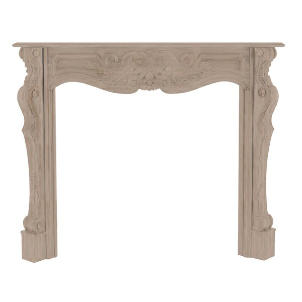 The Deauville Fireplace Mantel Surround by Pearl Mantels