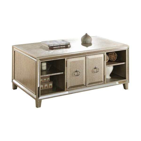 Geiger Lift Top Coffee Table by Rosdorf Park