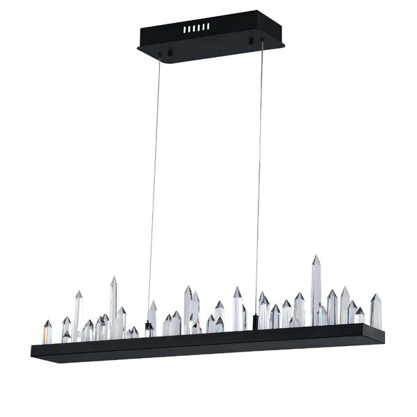 Juliette LED Kitchen Island Pendant by CWI Lighting