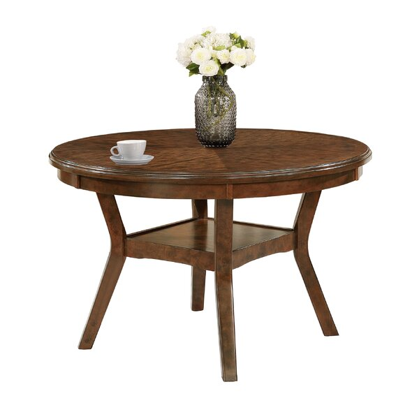 Cally Round Dining Table by Crown Mark