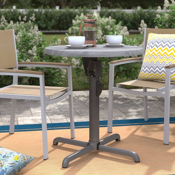 Brighton Folding Bistro Table by Sol 72 Outdoor
