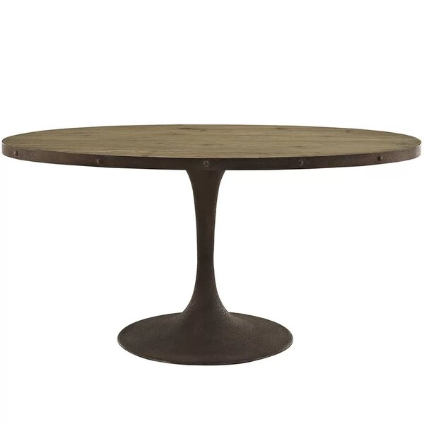 Chiang Dining Table by 17 Stories