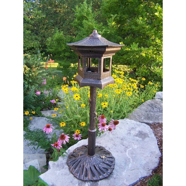 Lantern 36 in x 15 in x 15 in Birdhouse by Oakland Living