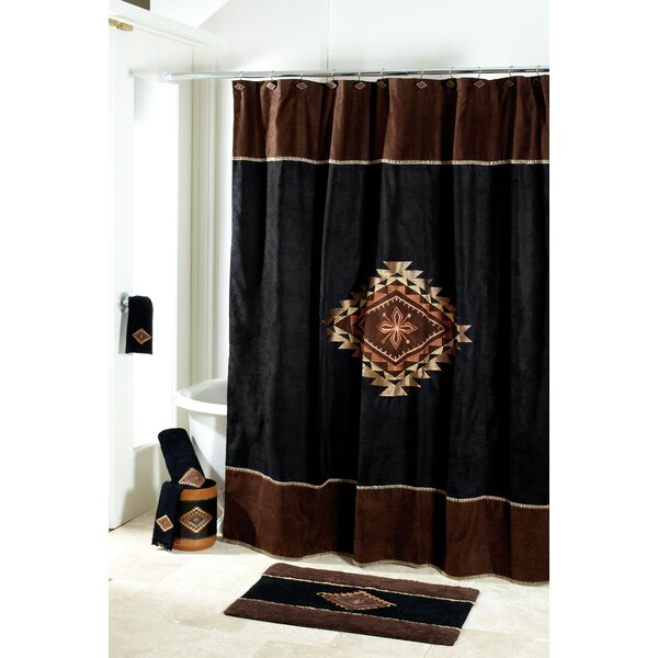 Mojave Shower Curtain by Avanti Linens