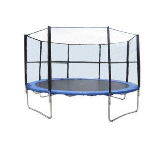 15' Trampoline with Enclosure Net