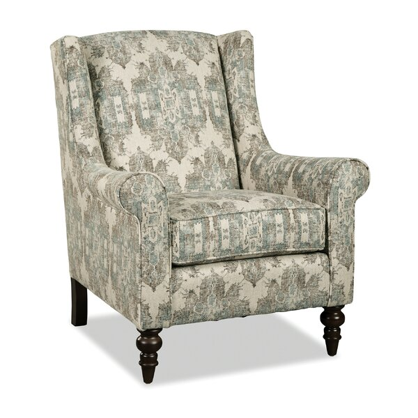 Paige Wingback Chair By Craftmaster