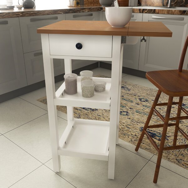 Huddleston Kitchen Island by August Grove