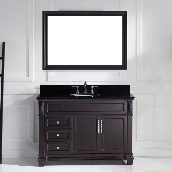 Kace 49 Single Bathroom Vanity Set Mirror by Darby Home Co