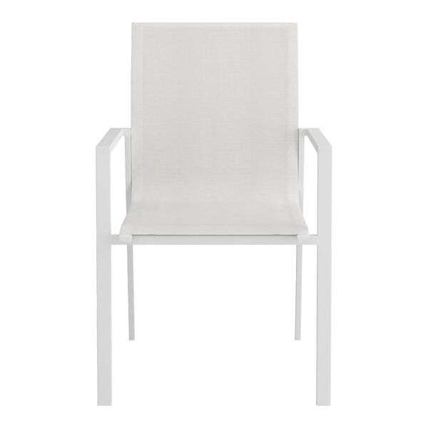 Douthitt Patio Dining Chair (Set of 4) by Orren Ellis