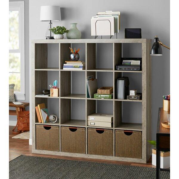 Alexzandrea Storage Cube Bookcase By Latitude Run