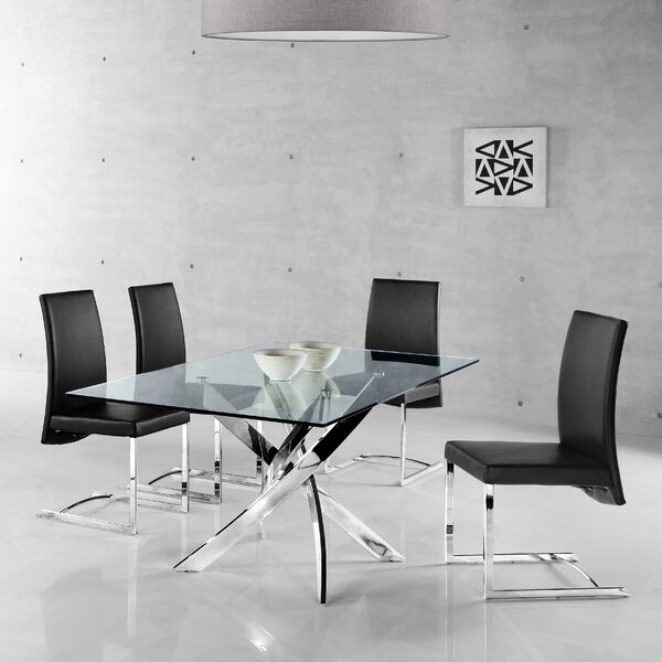 Skyler 5 Piece Dining Set by Wade Logan
