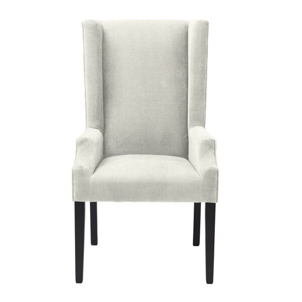 Tempio Tufted Upholstered Dining Chair by Eichholtz