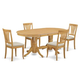 Rockdale 5 Piece Extendable Dining Set ByDarby Home Co
