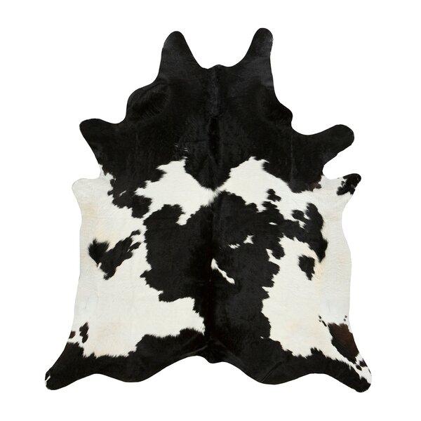 Byron Black & White Cowhide by Willa Arlo Interiors