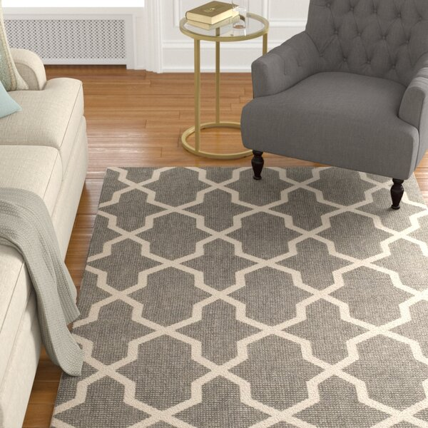 Charing Cross Hand-Woven Area Rug by Charlton Home