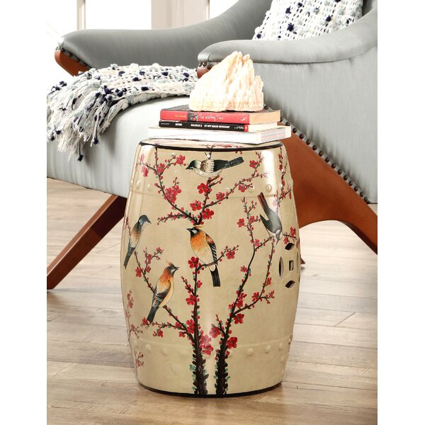 Critchfield Garden Stool by Bloomsbury Market