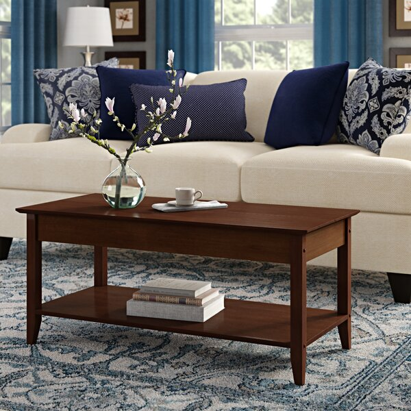 Haines Lift Top Coffee Table by Andover Mills