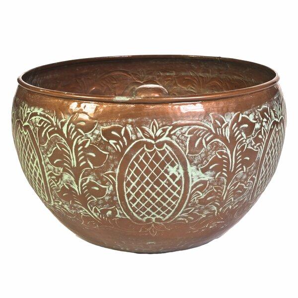Embossed Leaf Hose Pot by CobraCo